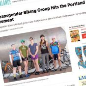 Portland has a transgender biking club
