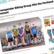 Portland has a transgender biking club