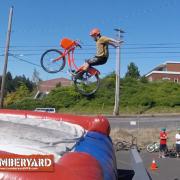 Can you get air on a Biketown bike?