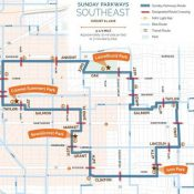 Don't miss Sunday Parkways Southeast this weekend!