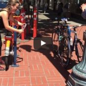 Weekly Video Roundup: bike church hostel, llamas, and more