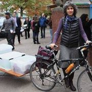 Bike-powered GO Box has kept 100,000 food containers out of the trash