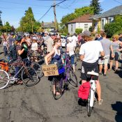 Ride report: 'Cycling Against Hate' rallies the community