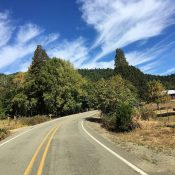 Bear Camp backroads and the Old Agness Store: Wrapping up Cycle Oregon 29