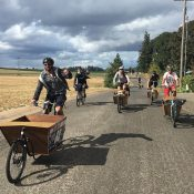 Beer, bikes and Oregon's bounty come together on 'Fresh Hop Century'