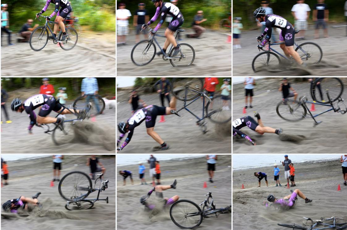 Cyclocross Crusade #7 Rainier - BikePortland.org