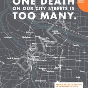 City releases draft of Vision Zero Action Plan