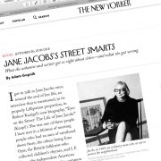 The Monday Roundup: False equivalency, burnout baby, Jane Jacobs, and more