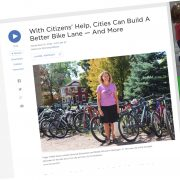 The Monday Roundup: Carbon tax time, fast e-bikes, better blocks, best bike cities, and more