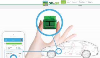Screengrab from OreGo website.
