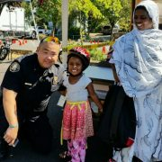 Northeast community embraces bike safety fiesta hosted by Portland Police