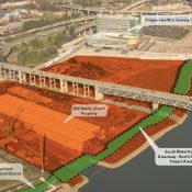 Ask BikePortland: What's up with Zidell and the future of South Waterfront greenway path?