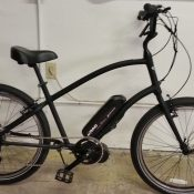 Stolen Electra Townie electric bike - Please be on lookout