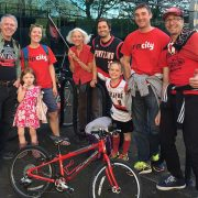 Join us, the CCC and Oregon Walks for Blazers Bike Night on November 13th!