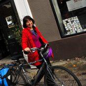 Former PBOT staffer finds niche with bike-powered greeting card biz