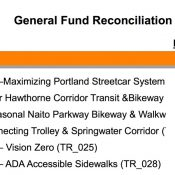 Budget update: Safety upgrades to outer Halsey and 'Seasonal Naito' poised for funding