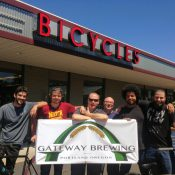 Bikes and Beer in Gateway —  Benefit for Gateway Green