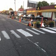 PBOT will install permanent crosswalk and median island at site of Fallon Smart's death