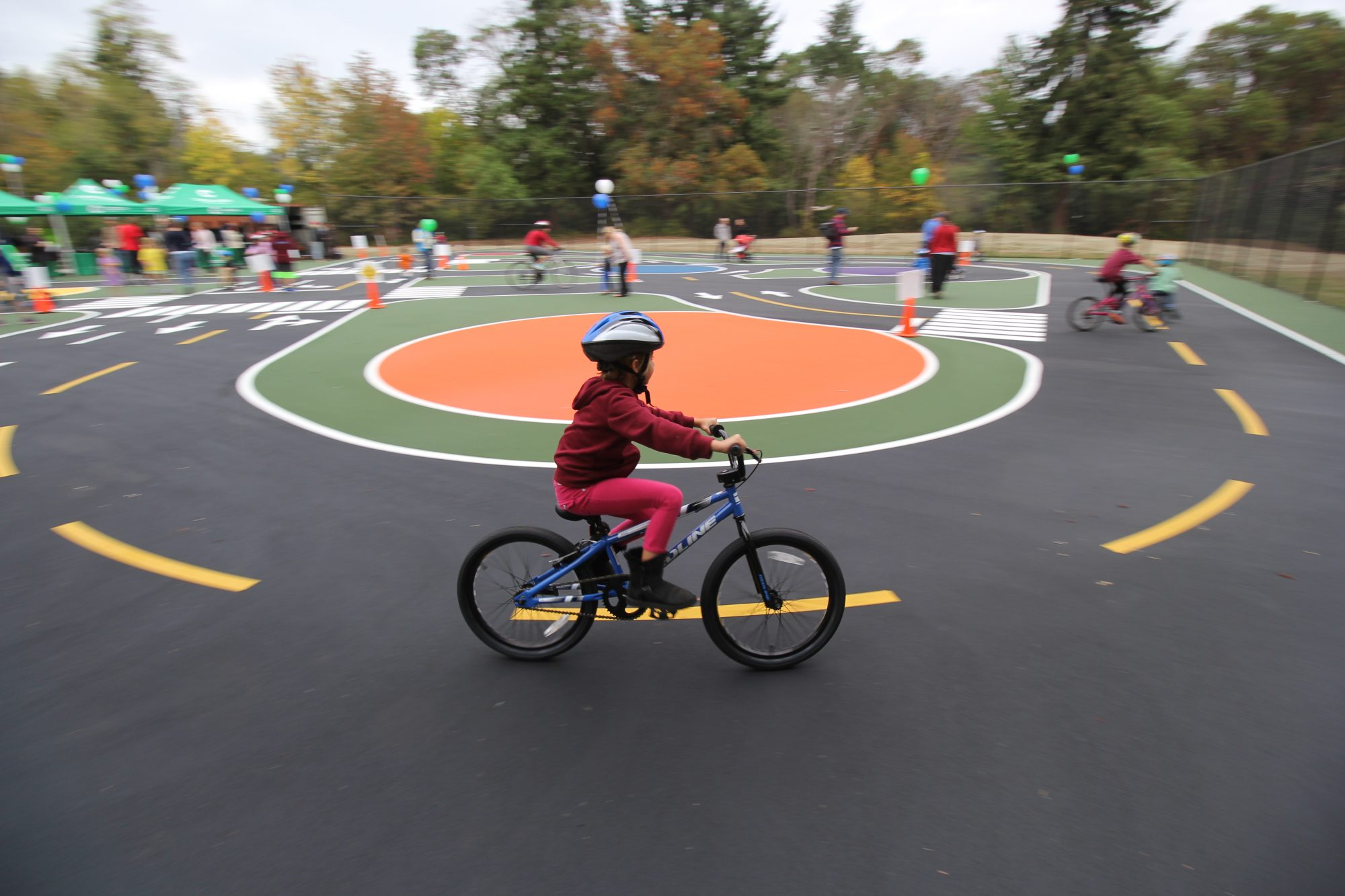 Seattleu0027s New Traffic Garden Is The Perfect Place To Learn The Rules Of The  Road