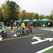 Seattle's new traffic garden is the perfect place to learn the rules of the road