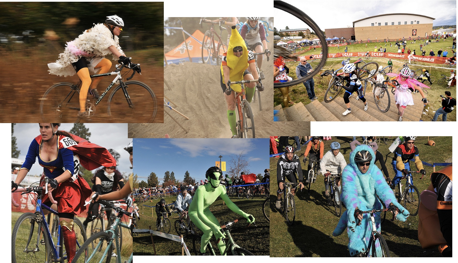 cross crusade heads to bend for big halloween weekend - bikeportland
