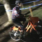That one time, when they raced cyclocross on Biketown bikes