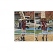 Crazy around every corner: Photos from the Cross Crusade Halloween weekend in Bend