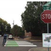 Bike law expert says PBOT's crossbike markings create confusion