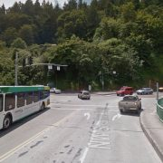 Collision on St Johns Bridge kills bicycle rider – Updated