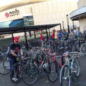 Weekend Event Guide: Blazers, a bike show, ride for pickles, cyclocross, and more!