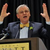 In election aftermath, Blumenauer resolute on transportation agenda