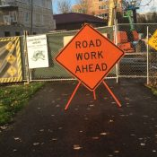 Willamette Greenway path closed for two weeks - UPDATED