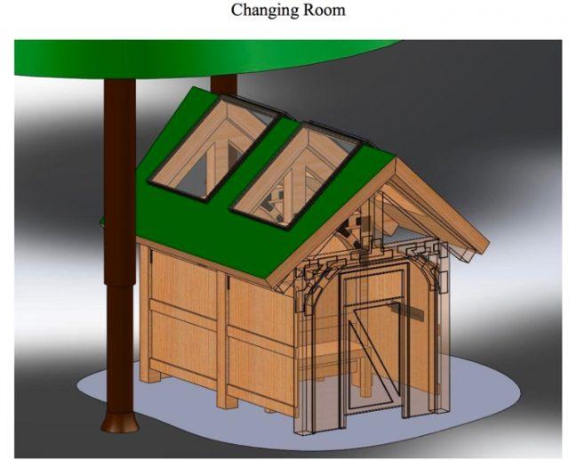 sandy-changingroom