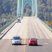 Fact check: The St. Johns Bridge does not need 19-foot wide lanes for freight traffic