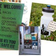 Joe Biden water bottles to raise money for environmental group