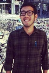 Charlie Tso, aspiring urban planner and soon-to-be graduate of PSU's Traffic & Transportation Class.