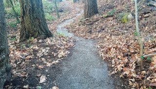 New cycling trails are already taking shape.