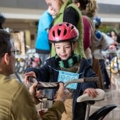 Annual 'Holiday Bike Drive' makes 411 new bike wishes come true