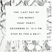 The Last Day of The Worst Year Party