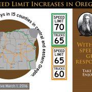 Despite safety rhetoric, ODOT looks into raising highway truck speeds