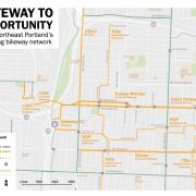 National org will help Portland's Gateway district make a 'Big Jump' for bicycling