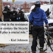 Portland Resistance 2017: Bikes and YouTube stars