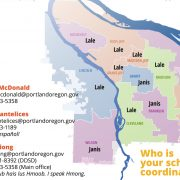 Do you know who your child's Safe Routes to School coordinator is?