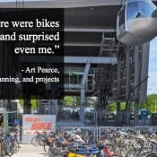 The Portland Aerial Tram's impact on bicycling has been profound (and vice versa)