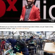 Ted's Video Roundup: Post-car cities, Brompton factory tour, and more