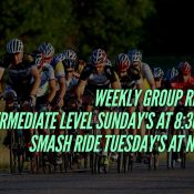 Weekly Group Rides Starting from Bethany Village