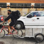 Marijuana home delivery now a reality; but don't expect it by bike
