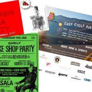 Weekend Event Guide: Chefs Cycle Show, Surly invasion, illuminated bikes, and more