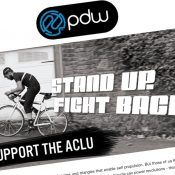 Portland bike company will donate one week of sales to the ACLU