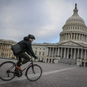 Advocates hit the Hill for National Bike Summit lobby day